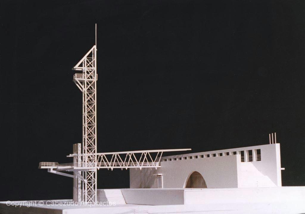 03_Edificio de Servicios para la Playa de San Lorenzo (Gijón, 1992)