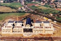 Obras de ejecución del edificio de la Escuela Superior de Marina Civil 3