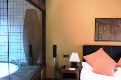 Hotel La Corte de Lugas cabaña 3