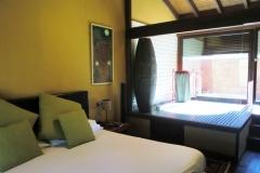 Hotel La Corte de Lugas cabaña 8