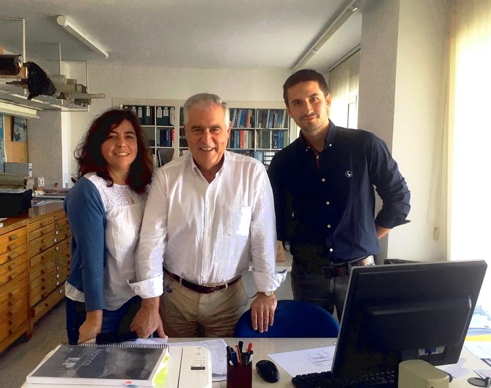 Nosotros cabezudo arquitectos for Oficinas pelayo barcelona